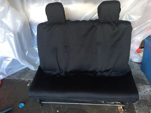 Asiento para Jeep Wrangler JK for Sale in Fullerton, CA