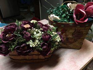 Flower baskets for Sale in Chesapeake, VA