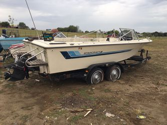 Starcraft boat. Needs work for Sale in Beverly Hills,  TX
