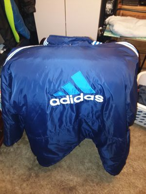 Adidas Soccer Parka for Sale in Seattle, WA