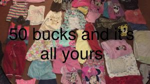 Girl clothes from 6 months to 6t for Sale in Sidney, OH