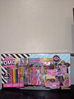 LOL Surprise Artist Set for Sale in Wichita,  KS