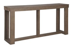 Signature Design by Ashley Cariton Sofa Table Gray for Sale in Mount Laurel Township, NJ