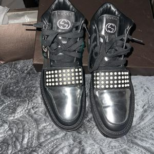 Gucci sneaker Size 8.5 US Special edition for Sale in East Haven, CT
