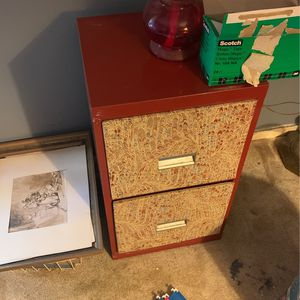 Filing Cabinet $5 for Sale in Stonecrest, GA