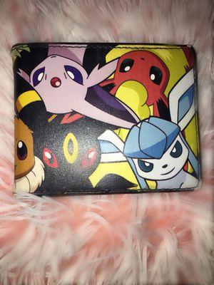 Pokémon Eevee Evolution Wallet for Sale in Kingsport, TN