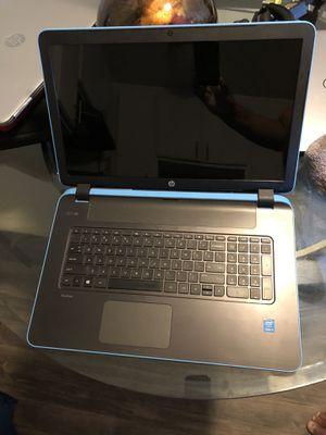 "17.3"" HP Laptop for Sale in Hemet, CA"