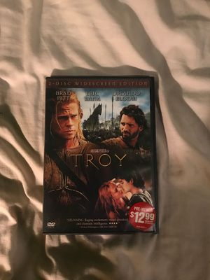 Troy dvd player *widescreen 2 disc* for Sale in Pembroke Pines, FL