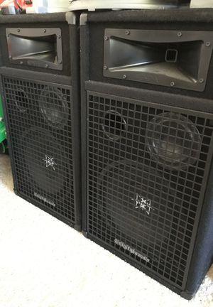 Digital pro audio amplifiers for Sale in Sacramento, CA