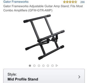 Guitar amp stand for Sale in Tustin, CA