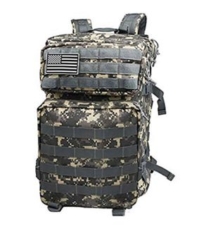 NEW Tactical Backpack 45 Liters Army Backpack Military Backpack Hunting Backpack Bug Out Bag for Sale in San Dimas, CA