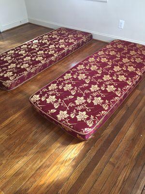 2 floor mattresses both $140 for Sale in Arlington, VA