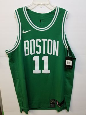 Nike Boston Celtics Kyrie Irving Authentic Stitched Jersey size 52 XL for Sale in Los Angeles, CA