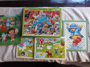 Kids Puzzles for Sale in Barstow, CA