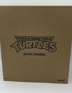 Super 7 TMNT ULTIMATES BAXTER STOCKMAN NEW for Sale in Lakewood,  CA