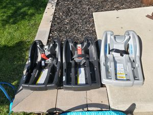 Graco, click connect car seat base, 3 total for Sale in Longmont, CO