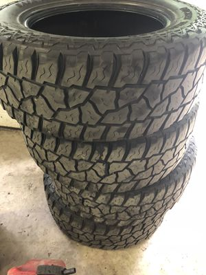 35 inch Mickey Thompson tires. 32000 miles on them for Sale in Marquette, MI