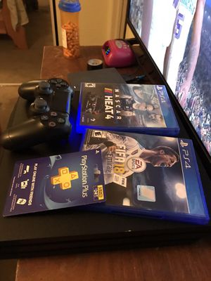 PlayStation four for Sale in Glendale, AZ