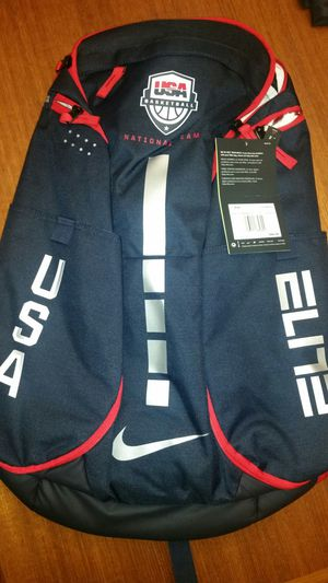 Nike Hoops Elite Pro Backpack USA Basketball National Team for Sale in Torrance, CA