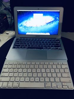Apple Mac Book Air , mouse, & keyboard Bluetooth for Sale in Austin,  TX