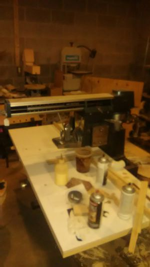 Power Kraft Radial Arm saw for Sale in Milton, PA