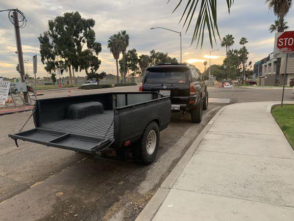 Off-road/Camper Trailer