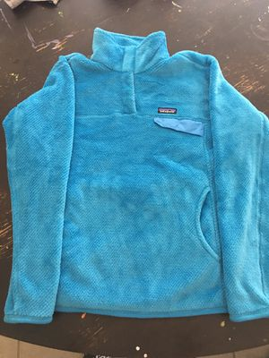 Patagonia Fluffy Synchilla Re-Snap Women's XL for Sale in Clovis, CA