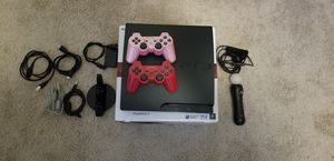 PS3 500gb with 13 games for Sale in Longwood, FL