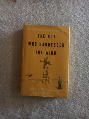 The Boy Who Harnessed The Wind for Sale in Naperville, IL