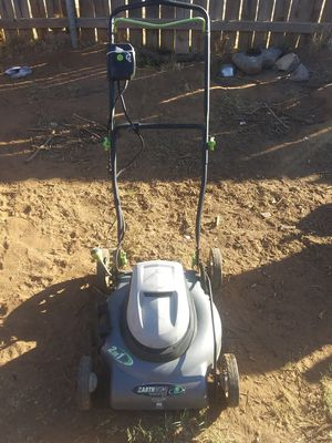 Electric mower for Sale in Midland, TX