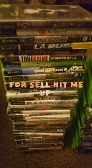 Xbox Games for Sale in District Heights, MD