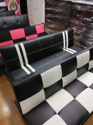 Furniture beautiful futon sofa bed for Sale in Rosemead, CA