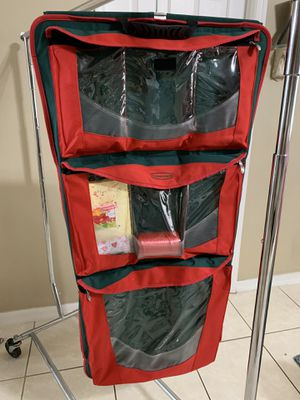 Rubermade Organizer for wrapping paper for Sale in Deltona, FL