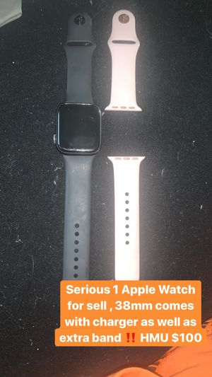 Series one Apple Watch 38mm for Sale in Philadelphia, PA