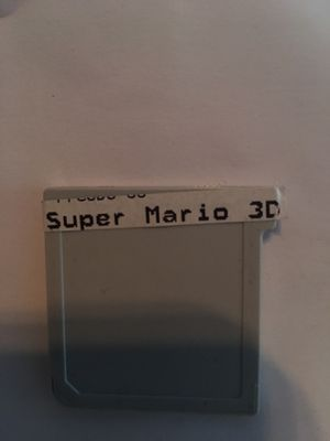 Nintendo 3ds super Mario 3d for Sale in Visalia, CA