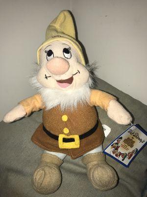 Happy (Snow White/ Dwarfs stuffed toy) for Sale in Bowie, MD