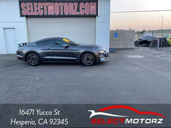 2018 Ford Mustang for Sale in Hesperia,  CA