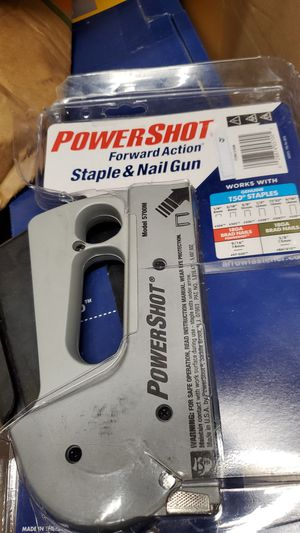 Staple and Nail gun for Sale in Los Angeles, CA