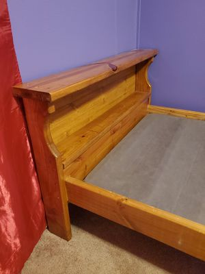 Twin bed frame for Sale in Puyallup, WA