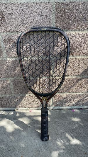 Vintage Omega Galaxy II Graphite Tennis racket for Sale in Upland, CA
