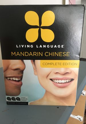 Mandarin Chinese language learning for Sale in Columbia, SC