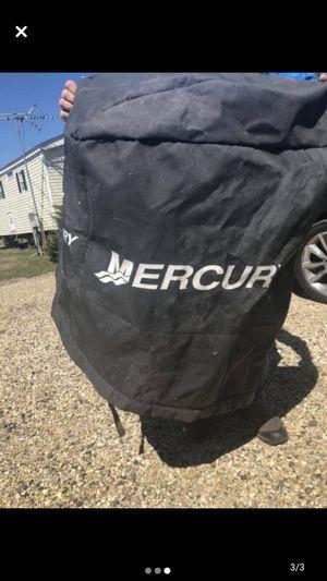 Mercury boat motor cover for Sale in Elgin, IL