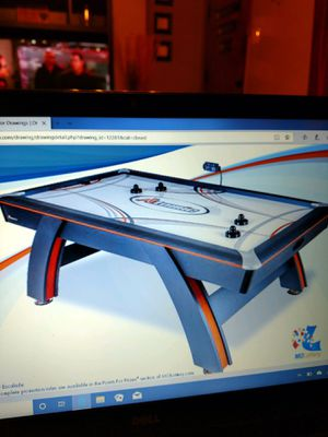 Escalade 7.5 atomic air hockey table for Sale in Hazelwood, MO