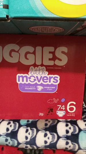 Huggies Little Movers for Sale in Montebello, CA