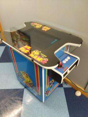 Custom table top me pacman 60 games for Sale in Peterborough, NH