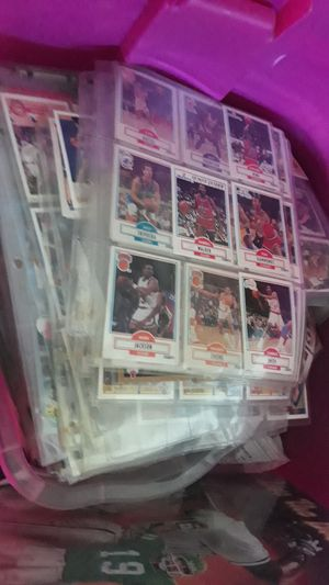 Basketball baseball and football cards for Sale in Sanford, FL