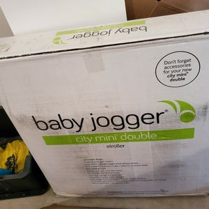 Baby Jogger City Mini Double Stroller -- Brand New, Unopened Box for Sale in Berwyn, PA