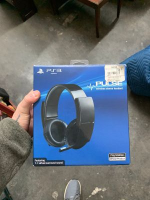 PS3 WIRELESS HEADPHONES for Sale in Clearwater, FL