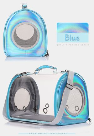 Cute Pet Backpack Handbag Space Capsule for Sale in Temple City, CA