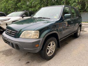 2001 Honda CRV for Sale in West Laurel, MD